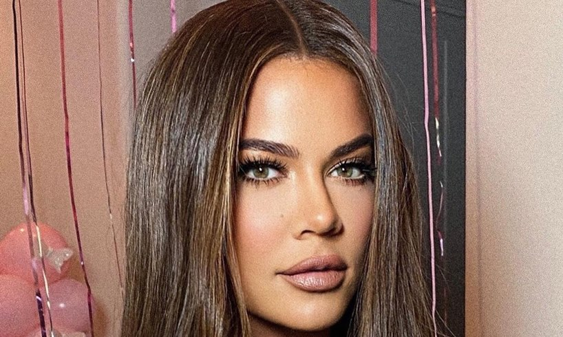 Khloe Kardashian Tristan Thompson Hair Color