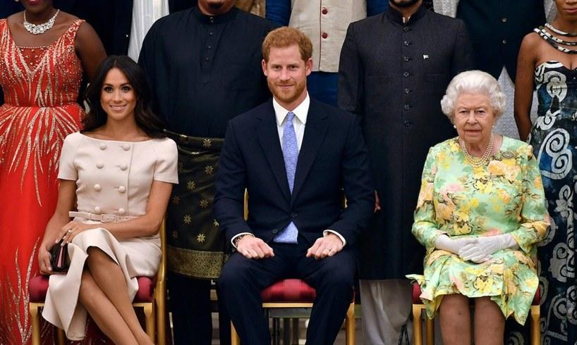 Meghan Markle Prince Harry Queen Elizabeth Money Problems