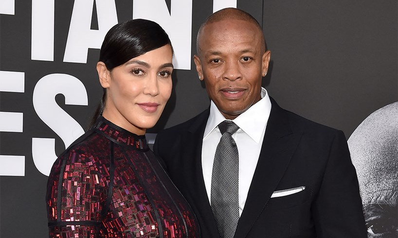 Nicole Young Dr. Dre Alleged Mistress Crystal Rogers Sierra