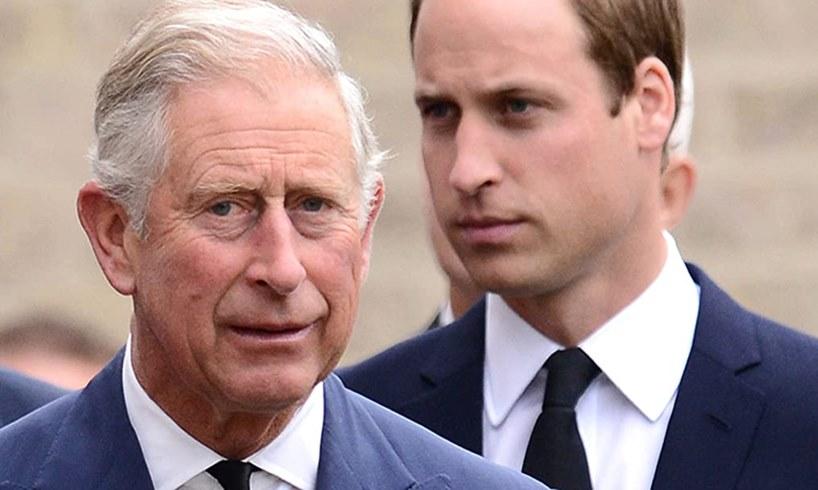 Prince Charles William Meghan Markle Harry