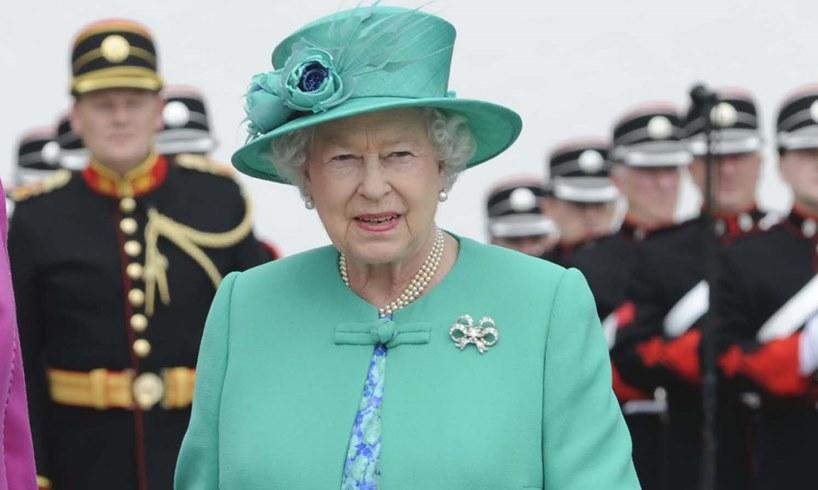 Queen Elizabeth Platinum Jubilee Abdication