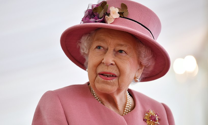 Queen Elizabeth Prince Andrew Charles As King