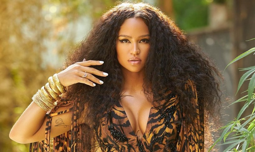 Cassie Ventura Reveals Almost Too Much In Unrecognizable Blonde Photos - US Daily Report
