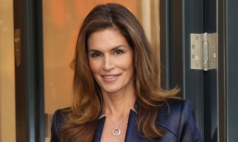 Cindy Crawford Modeling Fitness Diet