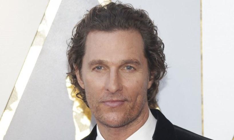 Matthew McConaughey Russell Brand Liberal Trump Voters