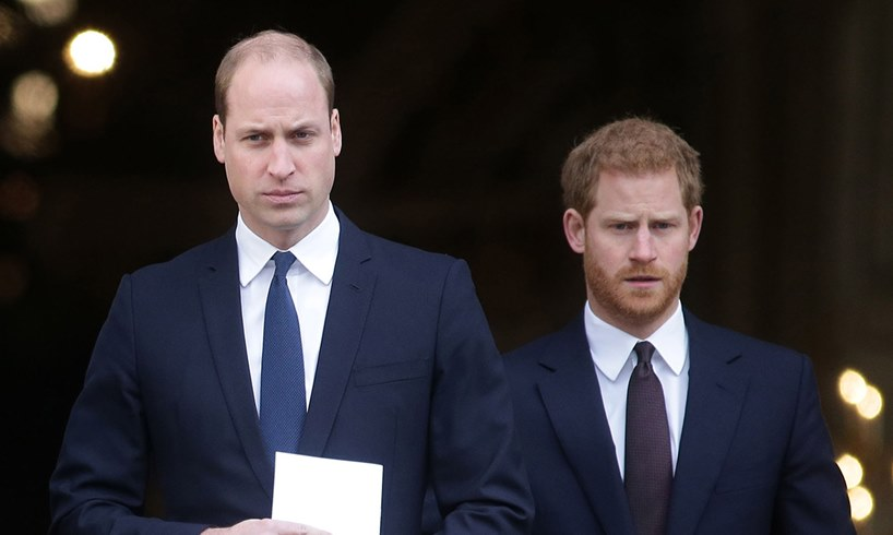 Prince William Harry Feud Started Over This