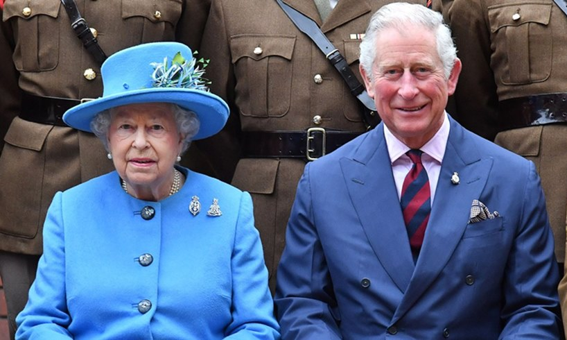 Queen Elizabeth II Prince Charles Issues
