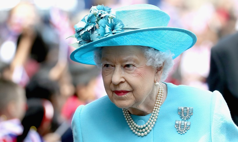 Queen Elizabeth New Christmas Tradition