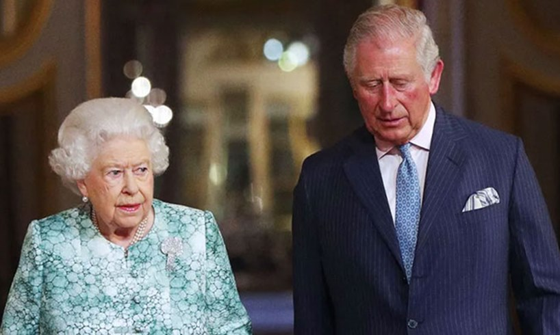 Queen Elizabeth Prince Charles Abdication Chatter
