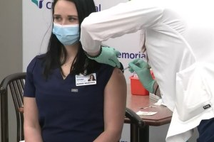 Tiffany Pontes Dover COVID Nurse Tennessee