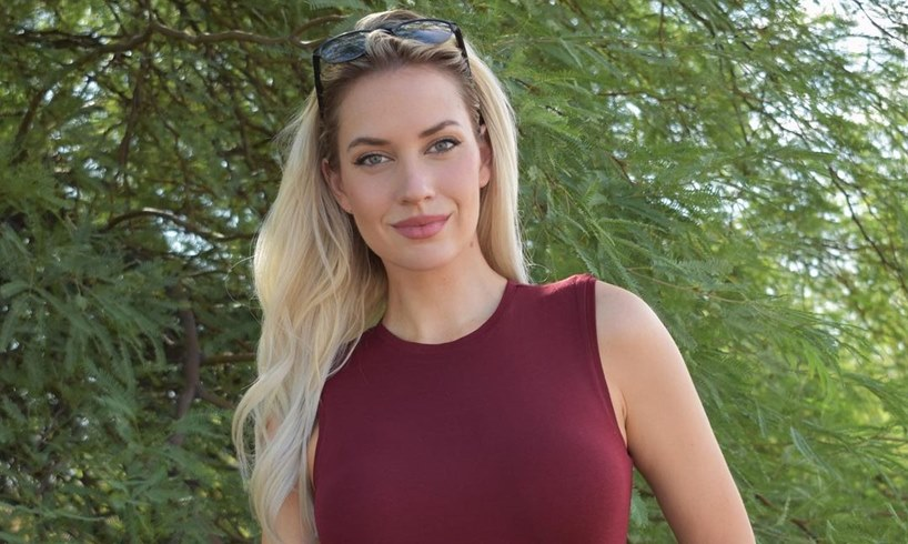 Paige Spiranac Podcast Tiger Woods Cheating Scandal Monster Tag
