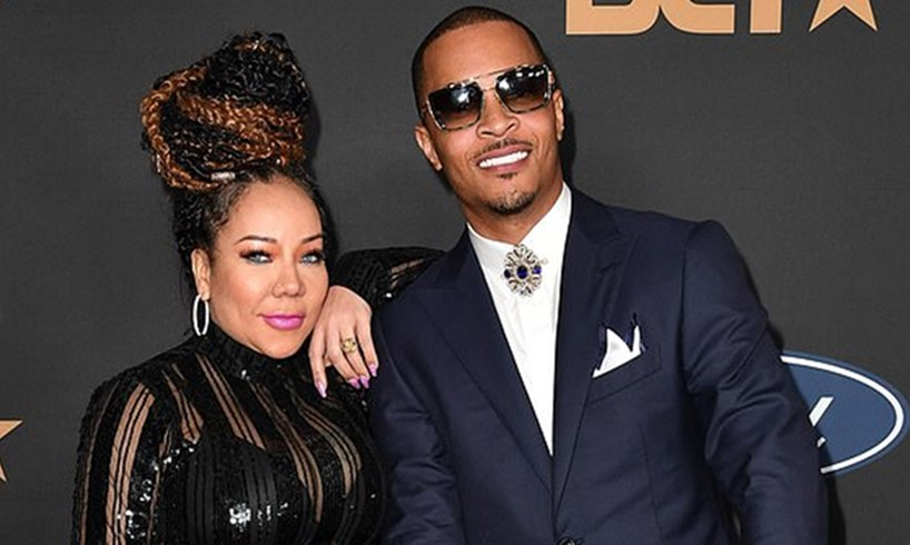 Tiny Harris T.I. Face Allegations Shekinah Jo