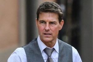 Tom Cruise Mission Impossible New Set After Rant