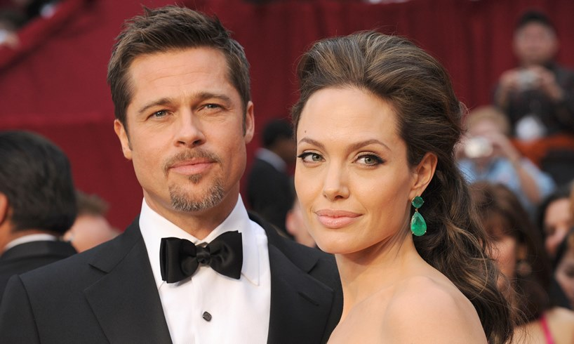 Brad Pitt Angelina Jolie Daughter Zahara