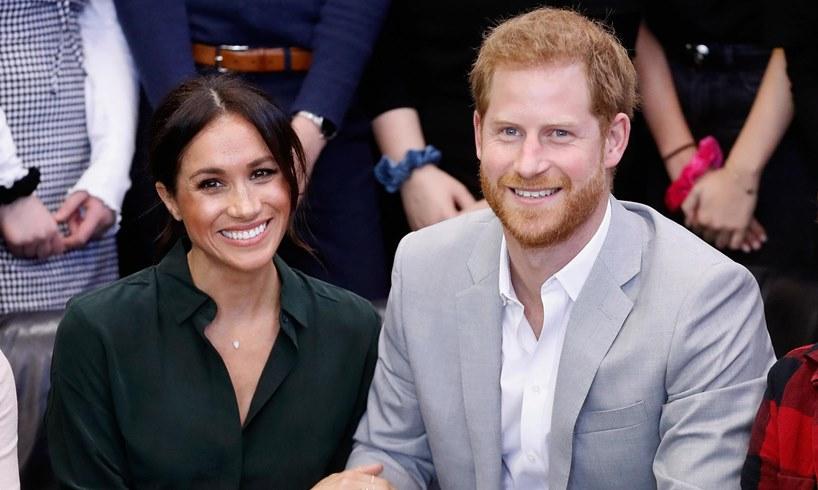 Meghan Markle Prince Harry New Baby