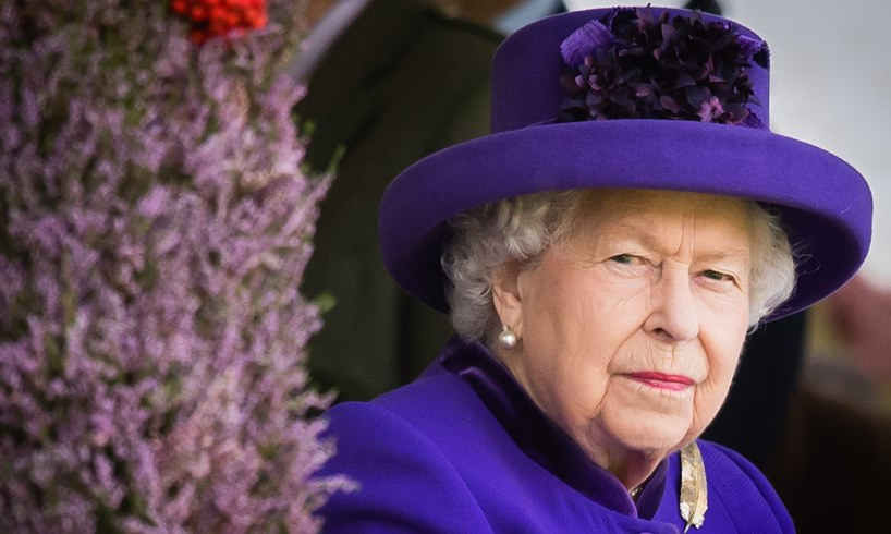 Queen Elizabeth David Cameron Scottish Independence Vote