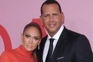 Jennifer Lopez Alex Rodriguez Thinking About Wedding Again