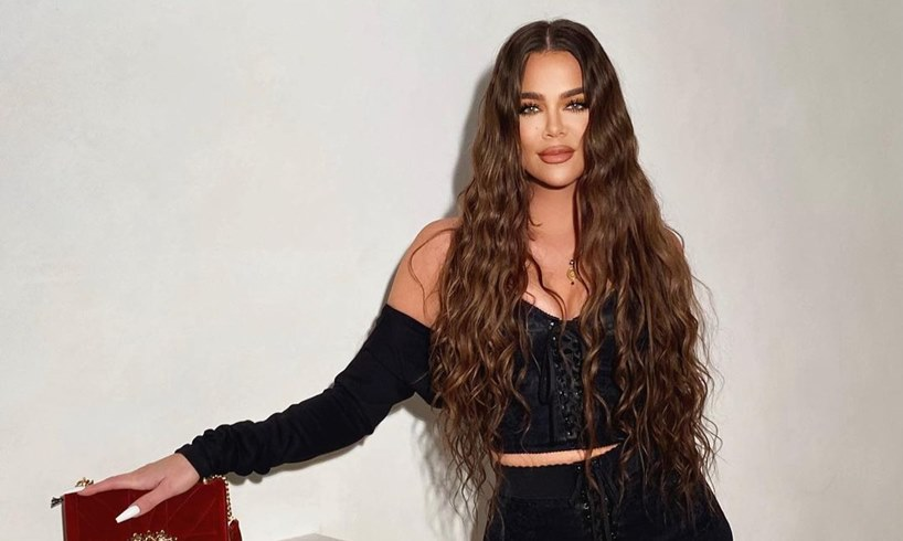 Khloe Kardashian Unrecognizable New Photo Collagen