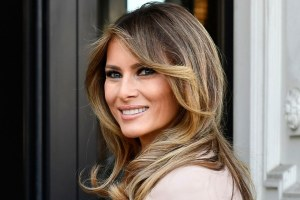 Melania Trump Son Barron Birthday Message