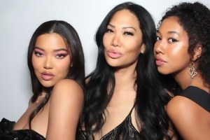 Ming Kimora Lee Simmons Aoki Baby Phat Photos