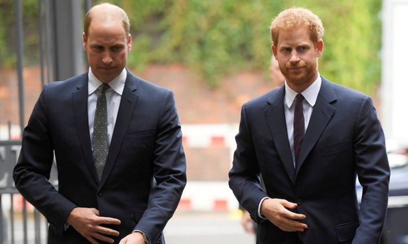 Prince William Harry Feud Queen Elizabeth Sussex Royal Statement