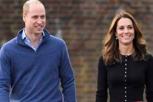 Prince William Kate Middleton Harry Meghan Markle Interview