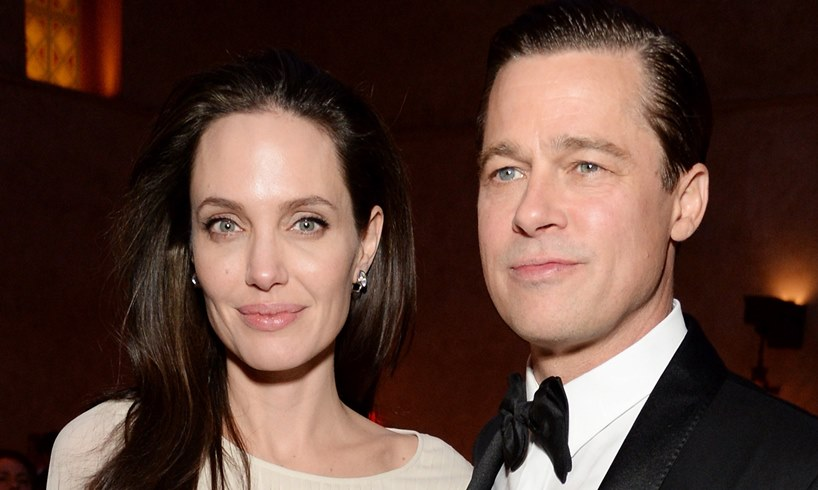 Angelina Jolie Brad Pitt Leaked Photos Worry Fans