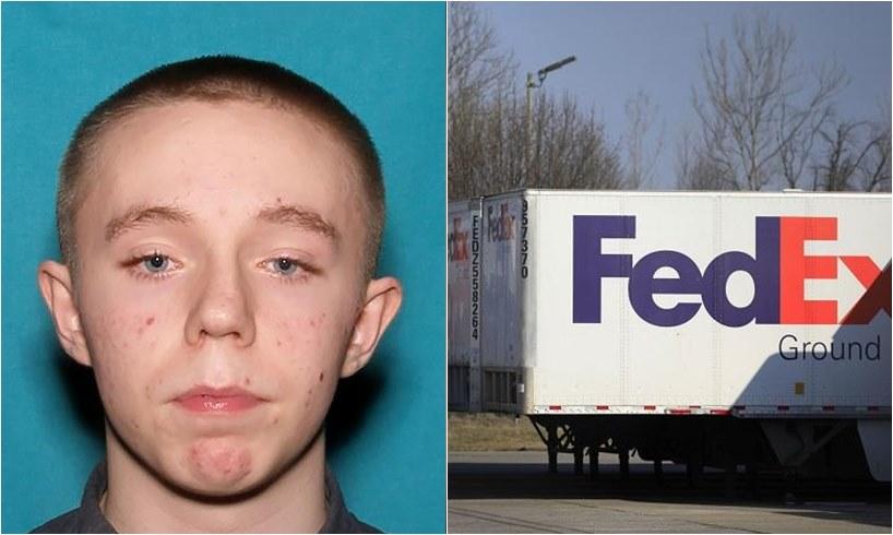 Brandon Hole Indianapolis FedEx Warehouse Shooter