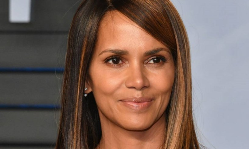 Halle Berry New Photos Dogs
