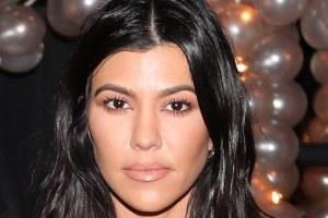 Kourtney Kardashian Birthday Travis Barker Photos