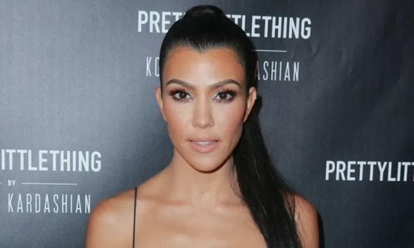 Kourtney Kardashian Travis Baker Exes Scott Disick Shanna Moakler Not Happy About New Romance Photos