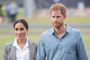Meghan Markle Prince Harry Parental Leave Philip
