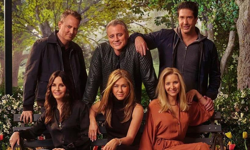 Friends Reunion Mathew Perry Jennifer Aniston