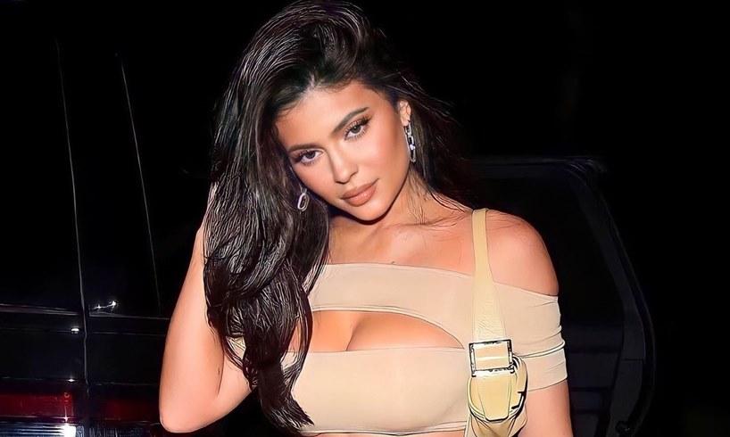 Kylie Jenner Travis Scott Kim Kardashian Photos