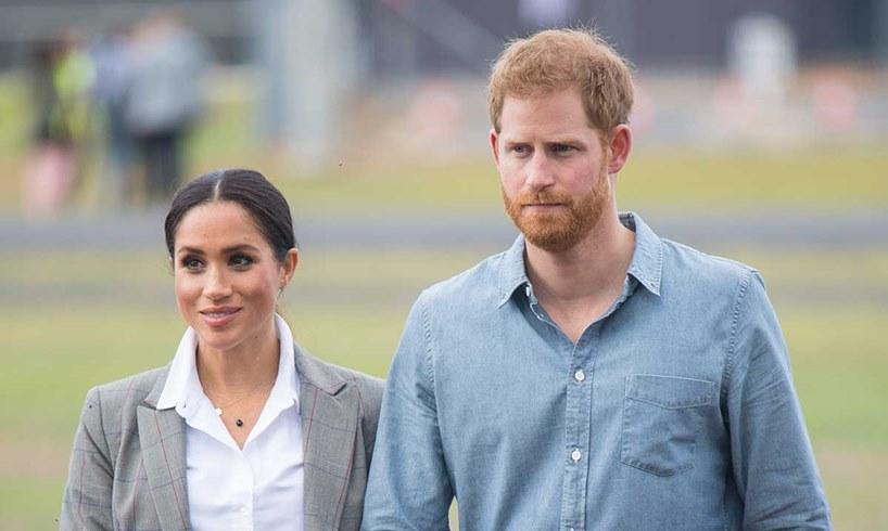 Meghan Markle Prince Harry Archie Harrison Mountbatten Windsor Leaked Photo