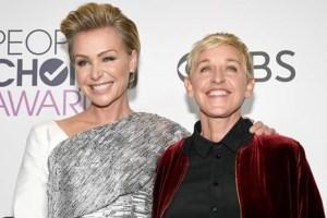 Portia De Rossi Ellen DeGeneres Show Ending Move To Australia After Real Estate Business Moves