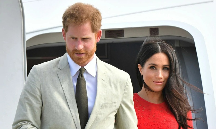 Prince Harry Meghan Markle Babygirl To Ease Tensions Queen Elizabeth Royal Family