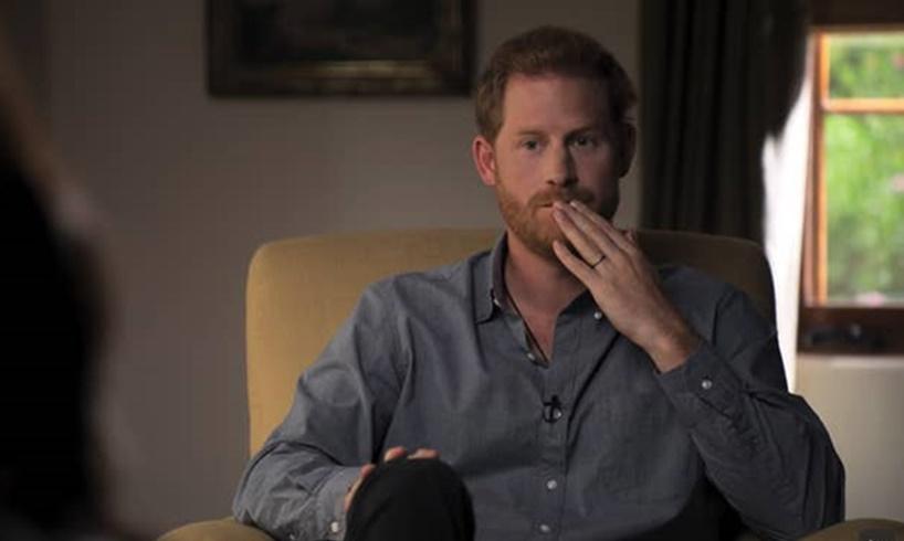 Prince Harry Queen Elizabeth Interview