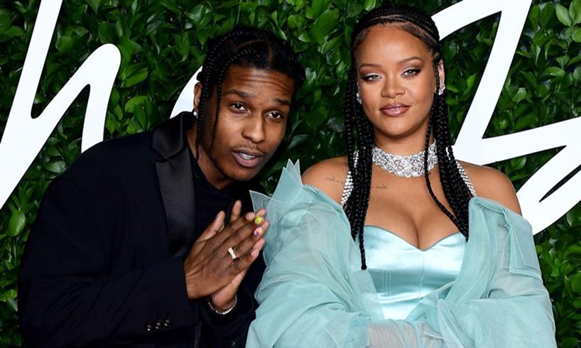 ASAP Rocky Rihanna Savage Fenty Boosie Badazz