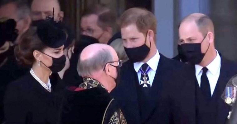 Kate Middleton Prince Harry William Meghan Markle Family Rift