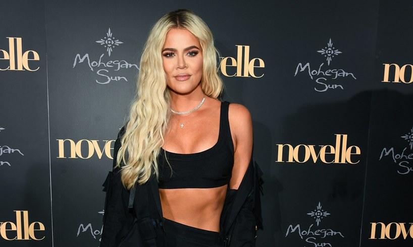 Khloe Kardashian Tristan Thompson Fake Messages Alleged Baby Mama