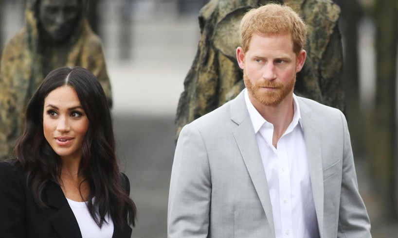 Meghan Markle Prince Harry Interviews