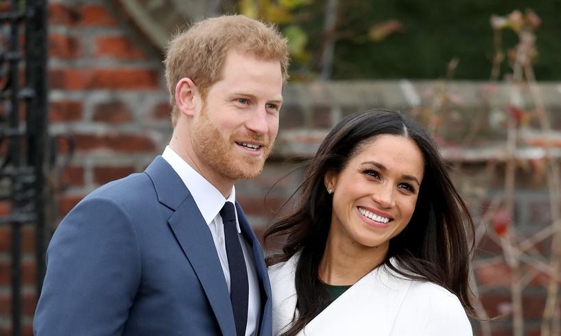 Prince Harry Meghan Markle Queen Elizabeth Olive Branch