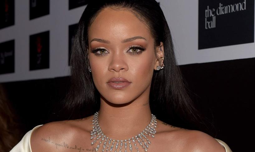 Rihanna ASAP Rocky Drake Tattoo Erased