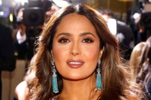 Salma Hayek Plastic Surgery Rumors