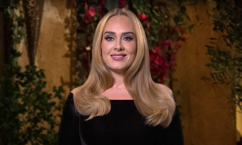 Adele Back With Boyfriend Skepta