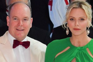 Prince Albert Of Monaco Princess Charlene Divorce Rumors