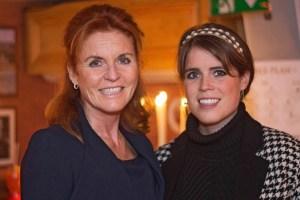 Sarah Ferguson Princess Eugenie Husband Jack Brooksbank Scandal
