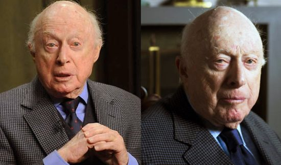 The actor Norman Lloyd passed away at 106 in his sleep