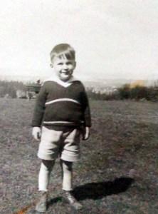 Young Bobby Jones.